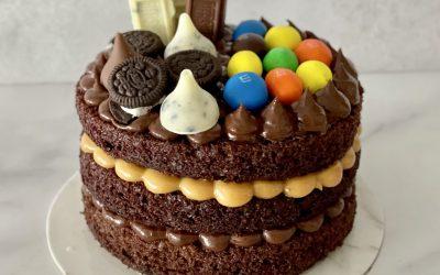 Half Cake Chocolate