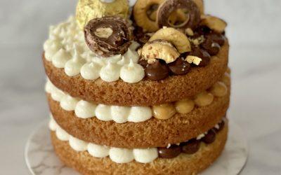 Half Cake Vainilla