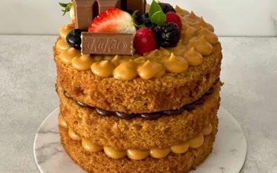 Half Cake Classic Vanilla